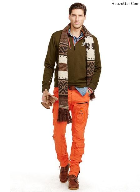 لباس مردانه, لباس زمستانی مردانه