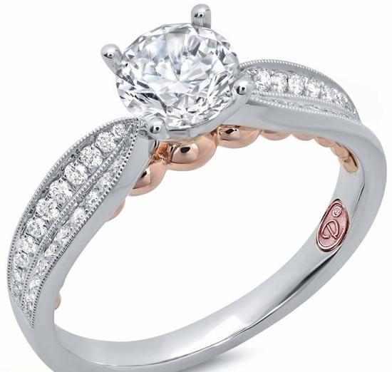 جدیدترین مدل حلقه عروسی , ازدواج , نامزدی 2015 - 1394