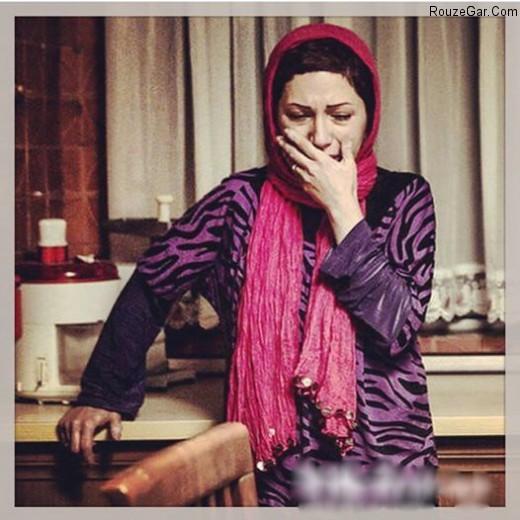 29311663 520x520  بازی فریده فرامرزی همسر رضا عطاران در فیلم کاهانی + عکس