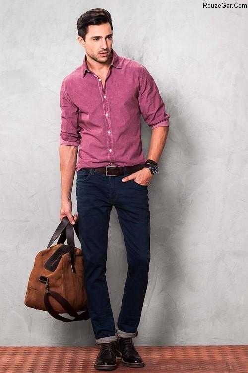 مدل لباس مردانه ، مدل شلوار مردانه ، مدل تیشرت مردانه