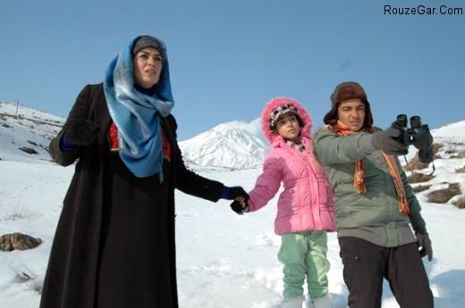 ye sefid 1 520x345 یک زوج هنرمند دیگه ایرانی از هم طلاق گرفتند + عکس
