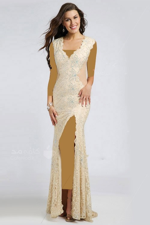 مدل لباس مجلسی دخترانه و زنانه 2015 – 1394 برند Jovani