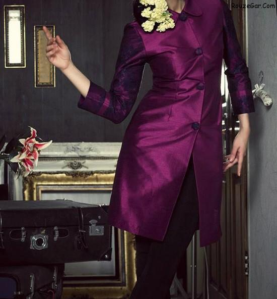 سری دوم مدل مانتو دخترانه عید نوروز 1394 برند RK