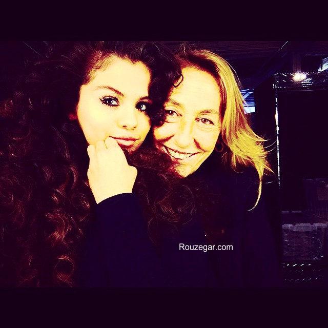 جدیدترین عکس های سلنا گومز Selena Gomez در سال 2015