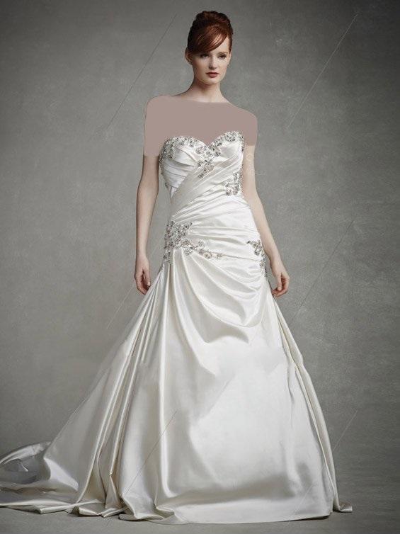 جدیدترین مدل لباس عروس های شیک 2015