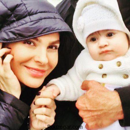 هومن سیدی و همسر دومش,عکس هومن سیدی و فرزند جدیدش
