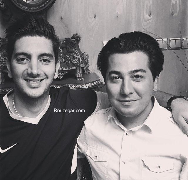 عکس های اینستاگرام مانی نوری بازیگر نقش قباد سریال آخرین بازی