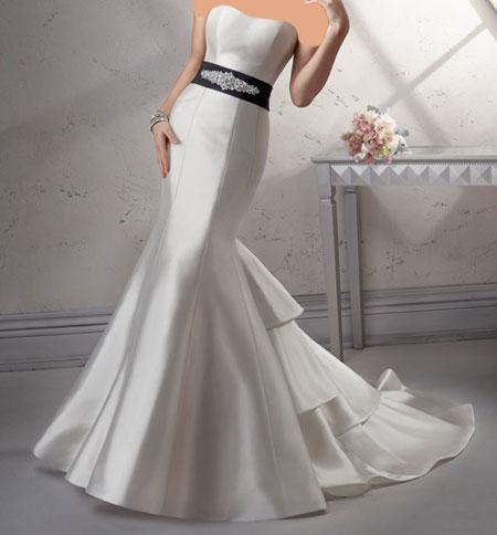 مدل لباس عروس دانتل 2015 + مدل لباس عروس 94