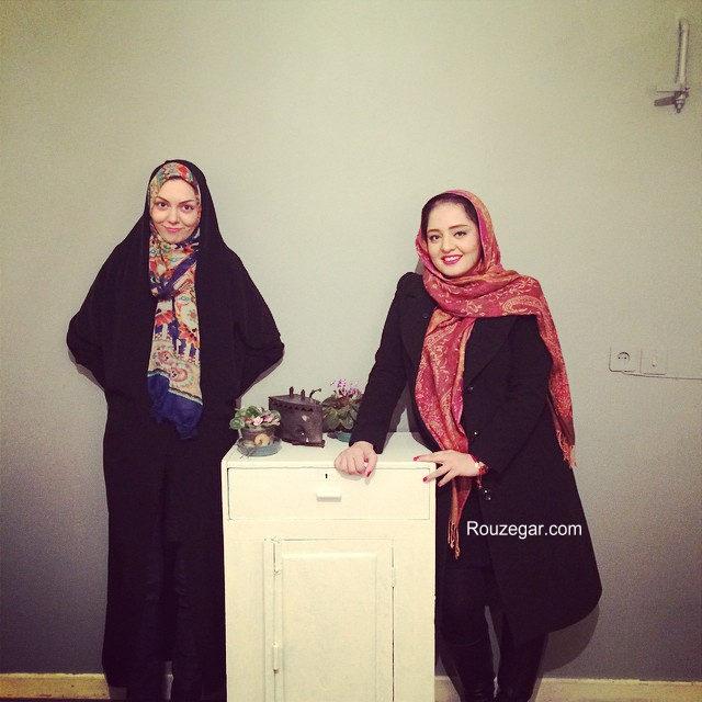 عکس های جدید و شخصی نرگس محمدی + بیوگرافی نرگس محمدی