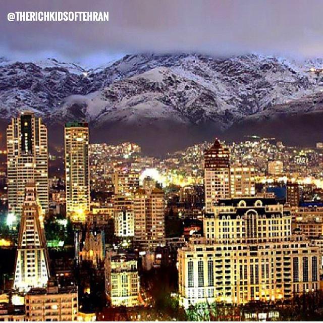 عکس های جدید بچه پولدار های تهران 2015