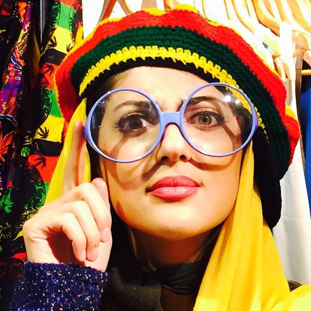 عکس های جدید و شخصی هلیا امامی + بیوگرافی هلیا امامی