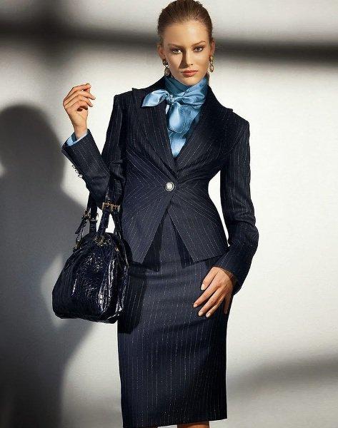 جدیدترین مدل کت و دامن مجلسی دخترانه شیک 2015