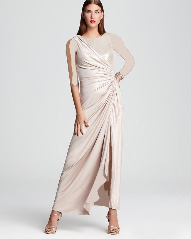 شیکترین مدل لباس مجلسی بلند زنانه 2015