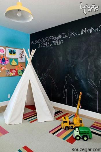 نکاتی که باید برای دکوراسیون اتاق کودک بدانید
