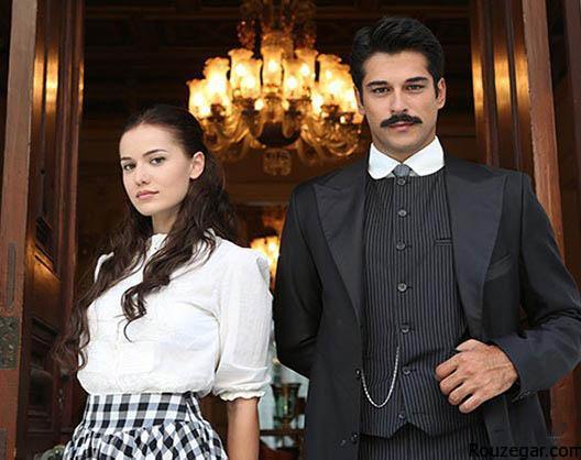 سریال چکاوک-Rouzegar (1)