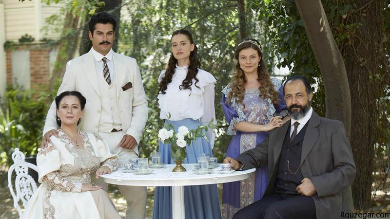 سریال چکاوک-Rouzegar (10)