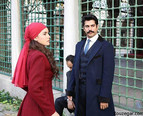 سریال چکاوک-Rouzegar (12)