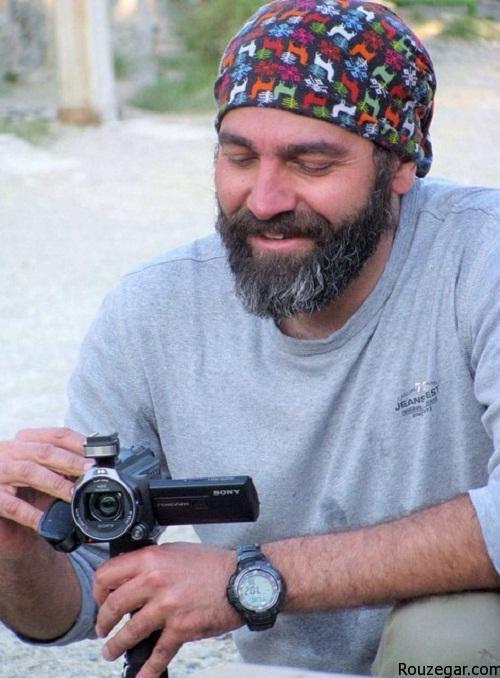 آرش مجیدی و همسرش,بیوگرافی آرش مجیدی,عکس های جدید آرش مجیدی