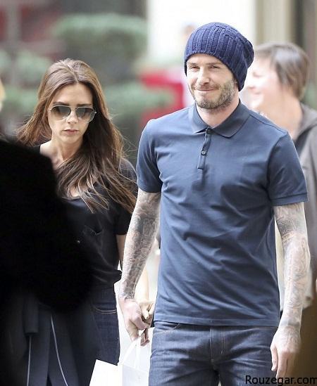 Victoria+Beckham+David+Beckham_Rouzegar.com