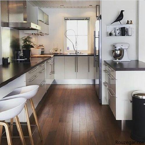 طراحی آشپزخانه و دکوراسیون آشپزخانه ایرانی ۲۰۱۶