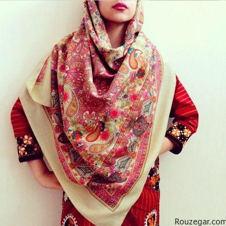مدل شال و روسری, روسری, شال , مدل شال ,مدل شال و روسری 2016,مدل شال و روسری 1395