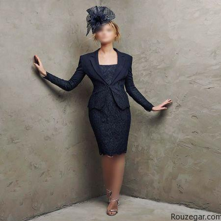 مدل کت و دامن , مدل کت و دامن مجلسی ,مدل کت و دامن زنانه , کت دامن مجلسی