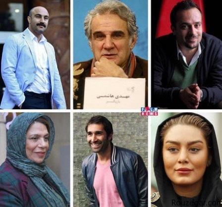 عکس های بازیگران سریال علی البدل , داستان سریال علی البدل