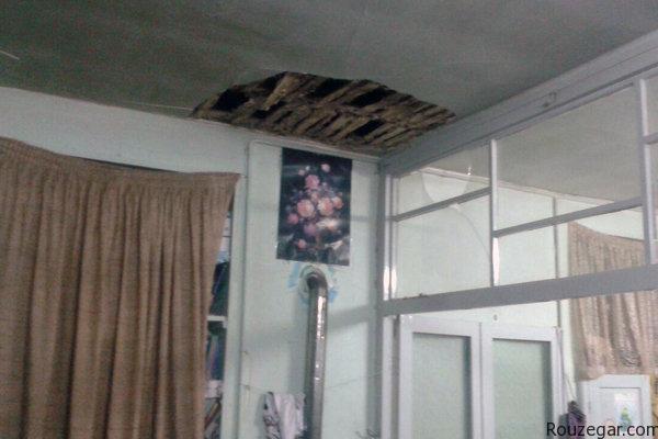 زلزله بجنورد,فیلم زلزله بجنورد,عکس های زلزله بجنورد,خسارات زلزله بجنورد