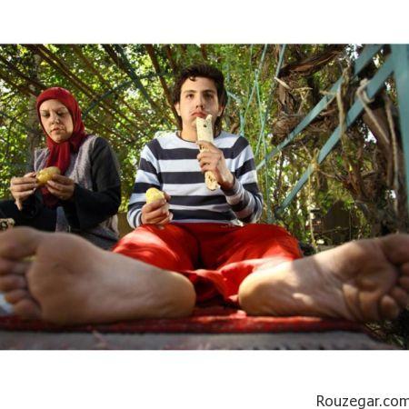 بیوگرافی امیر کاظمی , امیر کاظمی ,  عکس های امیر کاظمی و همسرش