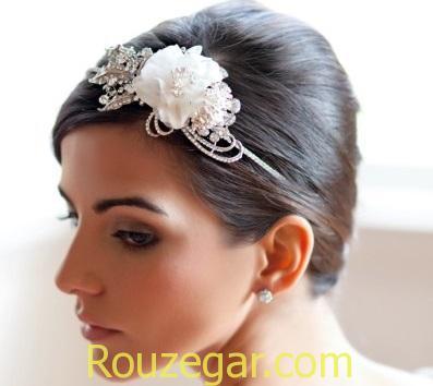 مدل شینیون عروس,مدل شینیون عروس ایرانی,مدل شینیون عروس جدید,مدل شینیون عروس با تاج,مدل شینیون عروس فیس بوک,مدل شینیون عروس در فیس بوک