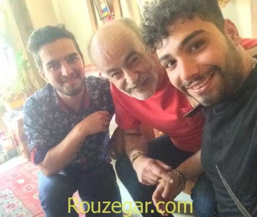 Behrouz Baghai , بیوگرافی بهروز بقايی , بهروز بقايی , عکس های شخصی بهروز بقايی
