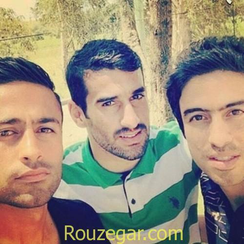 بیوگرافی احسان حاجصفی,احسان حاجصفی,عکس های شخصی احسان حاجصفی,Ehsan Hajsafi,ehsan hajisafi instagram