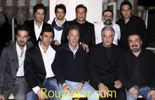 بیوگرافی ایرج نوذری,ایرج نوذری,عکس های شخصی ایرج نوذری,ایرج نوذری و خانواده