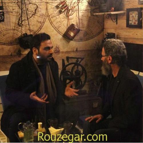 بیوگرافی محمد سلوکی,محمد سلوکی,عکس های شخصی محمد سلوکی