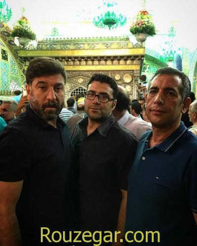 بیوگرافی علی انصاریان, علی انصاریان,عکس های شخصی علی انصاریان