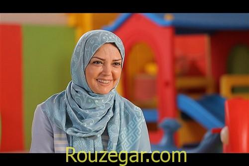 عکس های شخصی الهه رضایی مجری + بیوگرافی الهه رضایی