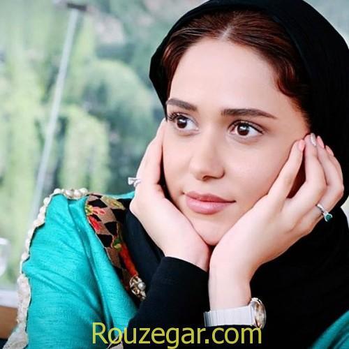 بهترين بازيگر زن سينما,پريناز ايزديار,جشن حافظ