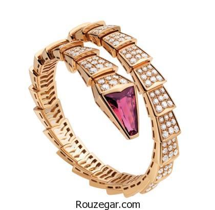 مدل طلا و جواهرات، مدل طلا و جواهرات الماس و بولگاری، مدل سرویس جواهرات
