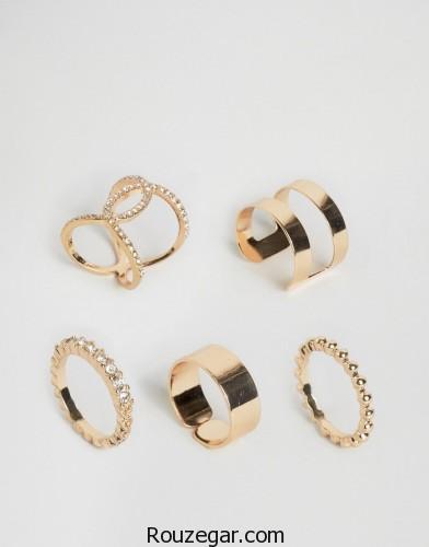 مدل حلقه و انگشتر ازدواج، مدل حلقه نامزدی، مدل حلقه طلا