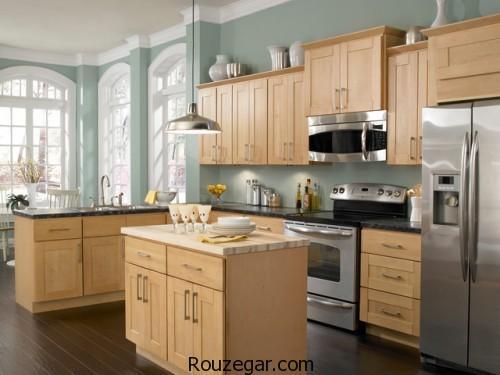 مدل کابینت آشپزخانه ۲۰۱۷ + جدیدترین مدل کابینت آشپزخانه ۲۰۱۷ ایرانی