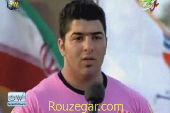 امین باقری,علت درگذشت امین باقری,قویترین مردان ایران امین باقری