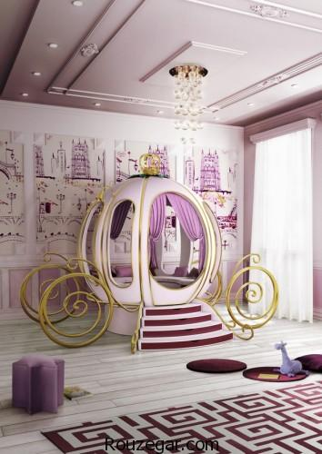 دکوراسیون اتاق 2017 ، دکوراسیون اتاق خواب دخترانه، دکوراسیون اتاق پسرانه