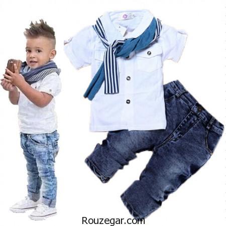 مدل لباس بچه گانه پسرانه، مدل لباس بچه گانه دخترانه، مدل لباس بچه گانه