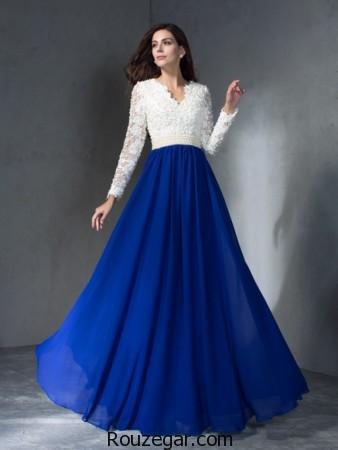 مدل لباس شب گیپور، مدل لباس شب گیپور 2017، مدل لباس شب