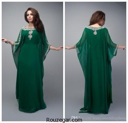 مدل لباس شب زنانه، مدل لباس شب زنانه برای افراد چاق