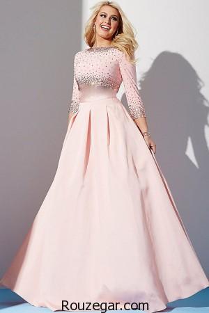 مدل لباس شب گیپور ۲۰۱۷، مدل لباس شب ساتن، مدل لباس شب ساتن ۲۰۱۷