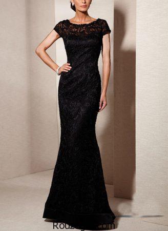 لباس گیپور شب ، لباس گیپور شب دخترانه ، مدل لباس شب گیپور دار