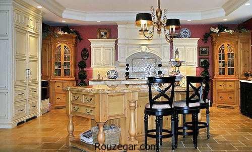 دکوراسیون آشپزخانه،دکوراسیون آشپزخانه 2017،دکوراسیون آشپزخانه ایرانی