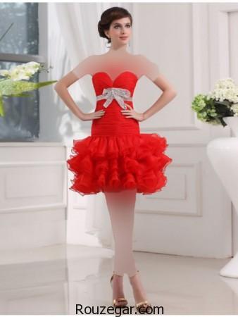 مدل لباس شب کوتاه عروسکی، مدل لباس شب بلند عروسکی، مدل لباس شب عروسکی 2017
