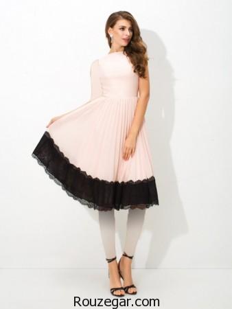 مدل لباس شب 2017 ، مدل لباس شب کوتاه